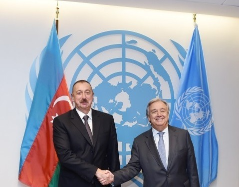 Cooperation with UN bears special significance for Azerbaijan