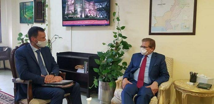 EU Special Envoy hails Pakistan's role for regional, Afghan peace