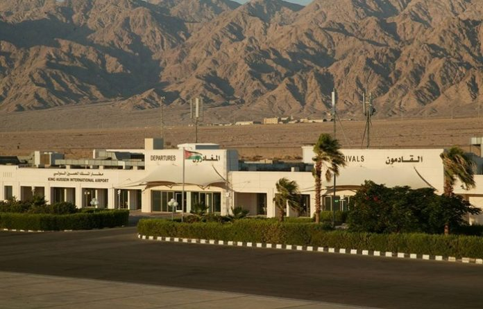 First tourist flight from Moscow arrives in Jordan's Aqaba to boost tourism