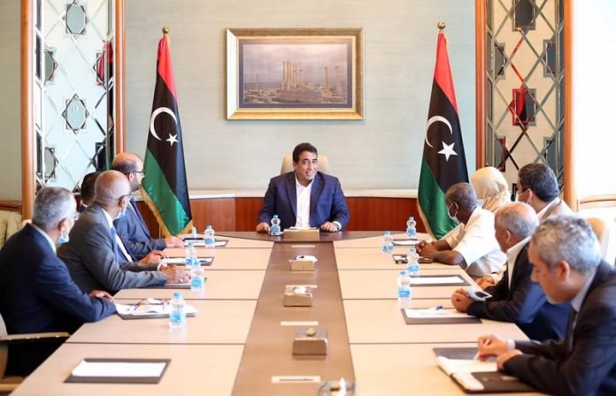 High Council of State's Political Committee affirms support for government