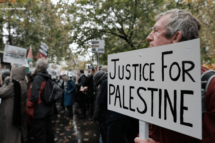 In an open letter, 680 influencers urge Biden to uphold Palestinian rights