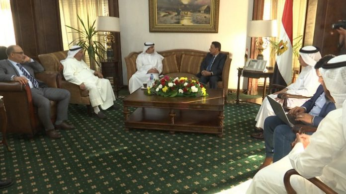 Kuwait, Egypt agree to launch initiative on supporting talented media people