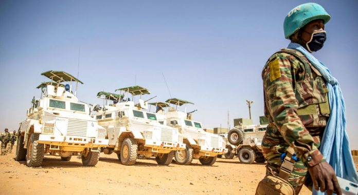 Mali: Military must 'scrupulously' respect human rights and free civilian leaders