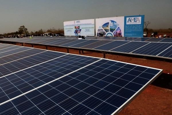 Mohamed Bin Zayed Solar PV Complex in Togo goes fully operational