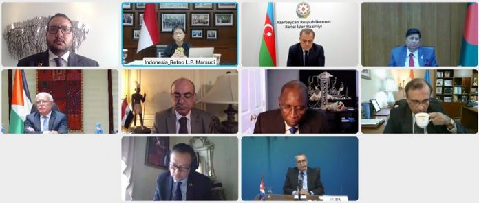 NAM Ministerial Committee on Palestine calls for end to Israeli aggressions