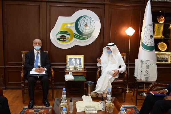 OIC chief, Japan's envoy discuss ways to foster cooperation