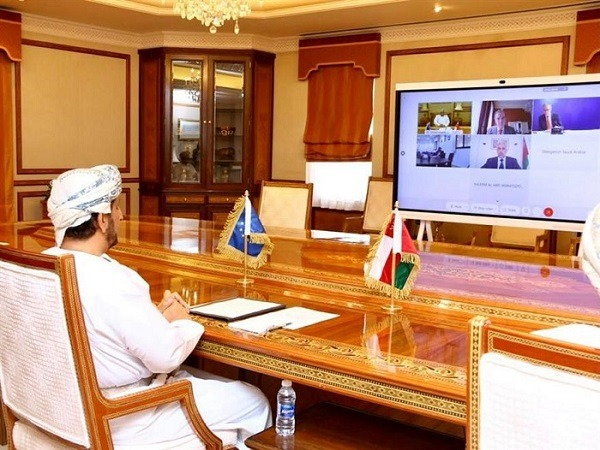 Oman reviews bilateral relations with European External Action Service
