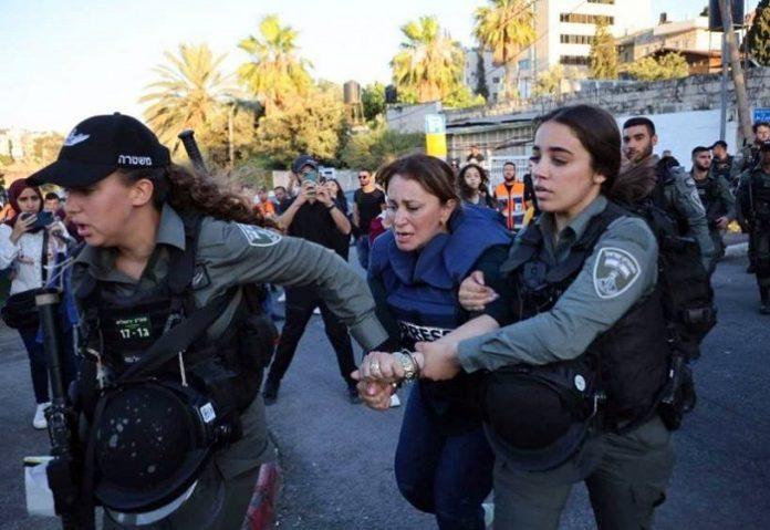 Palestine condemns Israel's detention of journalist Givara Budeiri