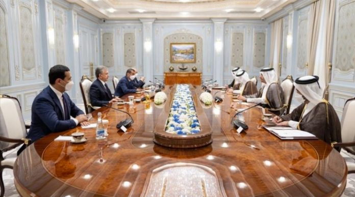 Qatar, Uzbekistan review diplomatic and investment cooperation