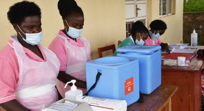 Risk of COVID-19 surge threatens Africa's health facilities