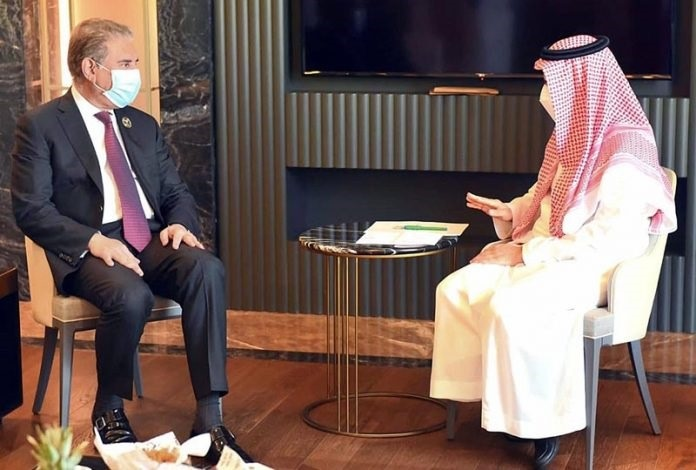 Saudi FM, Pakistani counterpart discuss challenges of organizing Hajj
