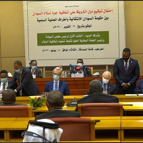 Troika and IGAD sign Juba Agreement for Peace in Sudan as witnesses