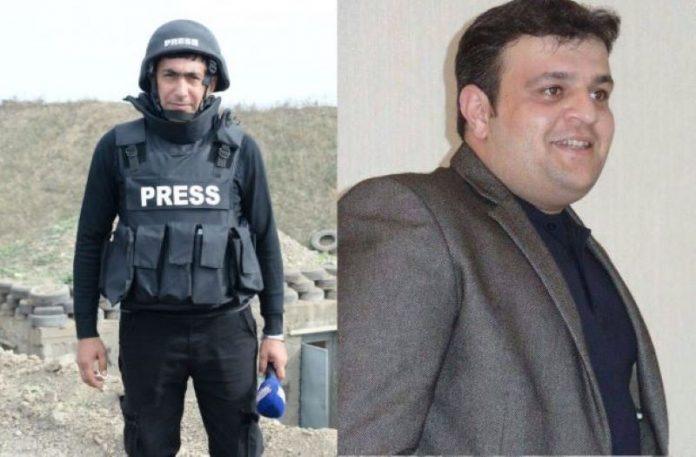 Two Azerbaijani journalists killed in landmine explosion