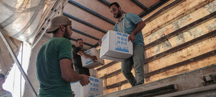 UN chief appeal for extension of lifesaving cross-border aid operations into Syria
