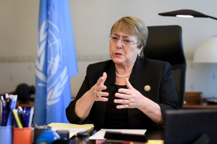 UN rights chief calls for policing reforms to address systemic racism