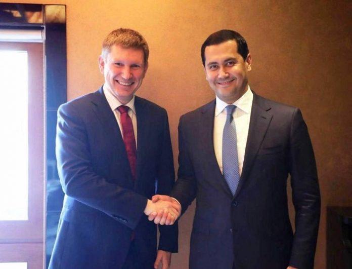 Uzbekistan, Russia discuss enhancing economic partnership