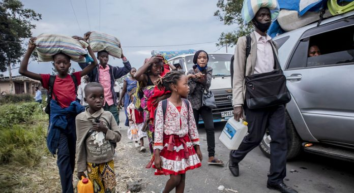Volcanic eruption in DR Congo: UNICEF working to restore water supply amid cholera threat