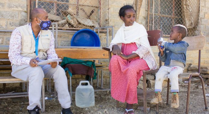 WFP feeds more than one million in Tigray, but needs support to reach more