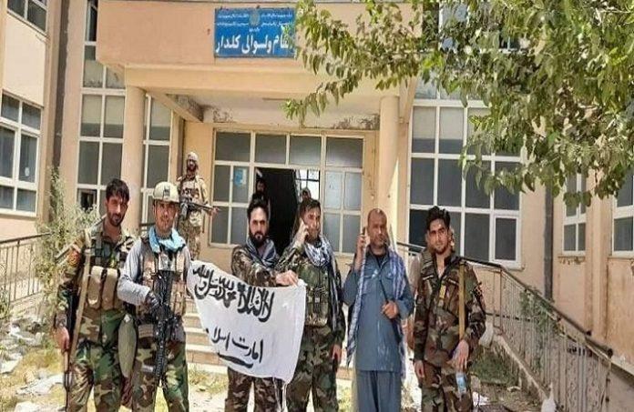 Afghan defense and security forces recapture Balkh's Kaldar district from Taliban