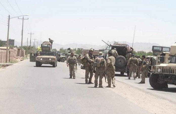 Afghan forces kill 187 rebels in Afghanistan in last 24 hours