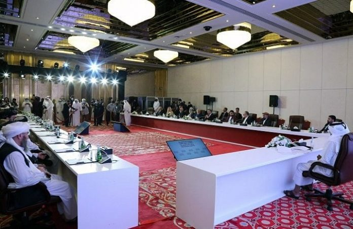 Afghan government, Taliban begin peace talks in Doha