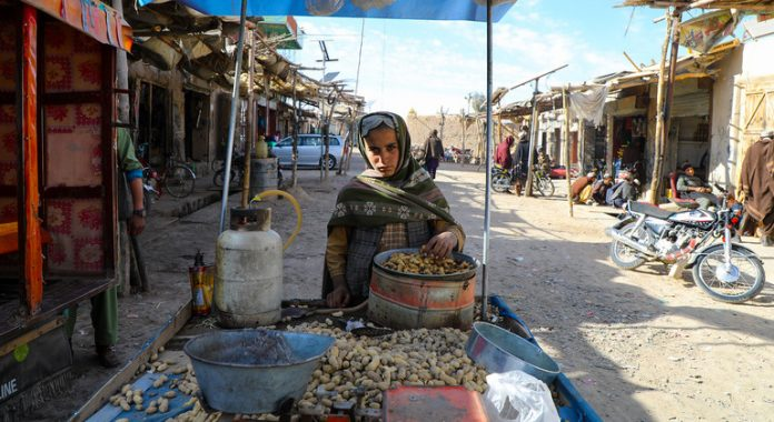 Afghanistan: Funding shortfall amid deepening humanitarian crisis