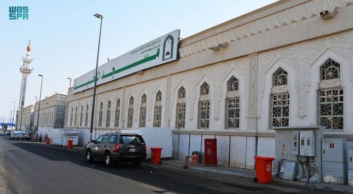 Al-Khayf Mosque, where Prophet Muhammad delivered Farewell Pilgrimage Sermon