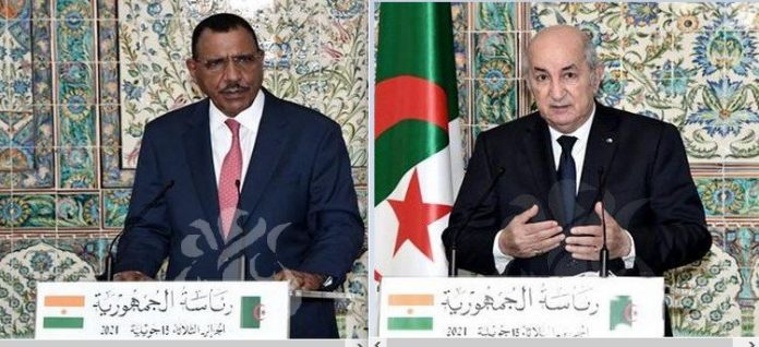 Algeria announces opening of borders with Niger to ease trade exchange