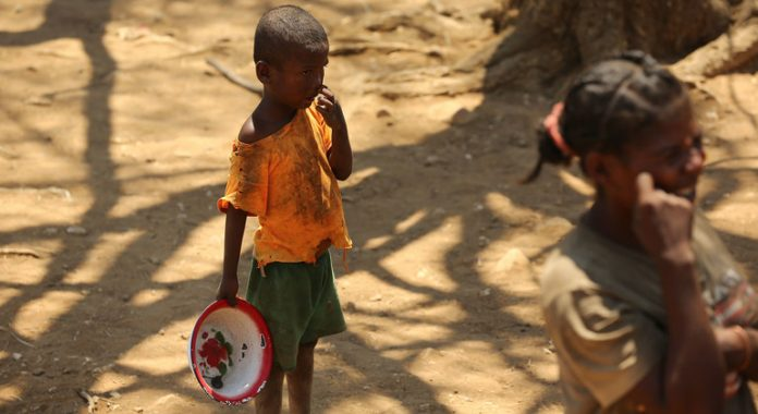 Child malnutritionexpected to quadruple in SouthernMadagascar