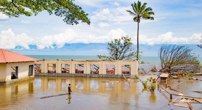 FROM THE FIELD: A flood of humanitarian needs for Burundi lake dwellers