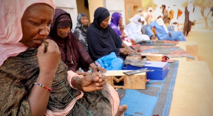 FROM THE FIELD: Desert artisans in Mali foster dialogue and tolerance