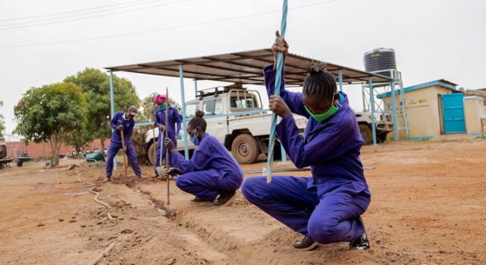 FROM THE FIELD: South Sudan's displaced youth, help power change
