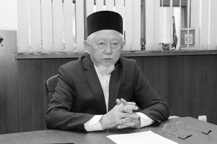 Former Kazakh Supreme Mufti Derbisali dies aged 74
