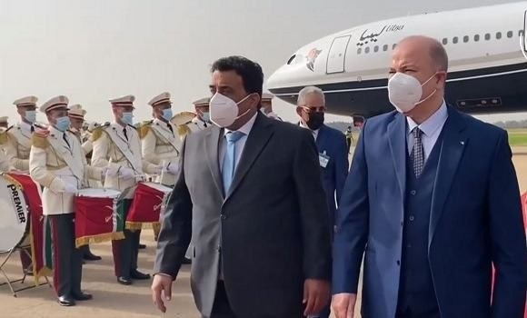 Head of Libyan Presidential Council arrives in Algeria for official visit