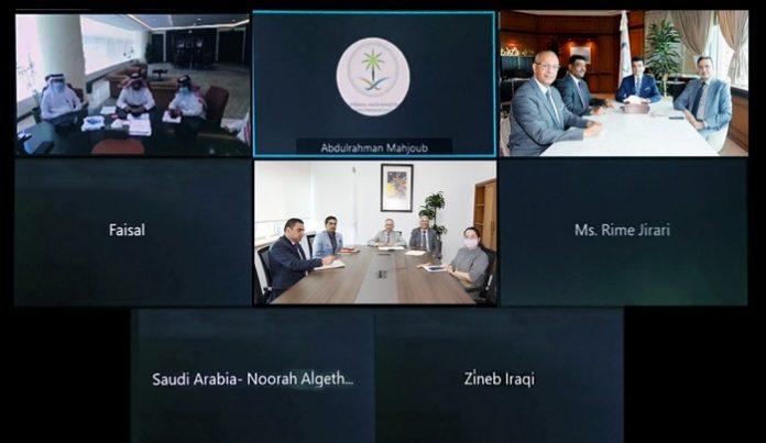 ICESCO, Saudi Arabia explore arrangements for launch of KSAAEM 2021-2022
