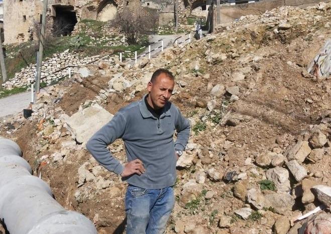 Israeli forces kill Palestinian municipal employee south of Nablus