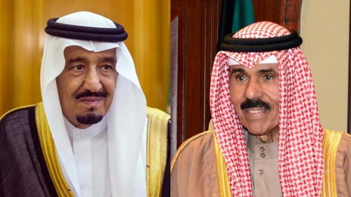 Kuwait's Emir congratulates Saudi King on success of Hajj season