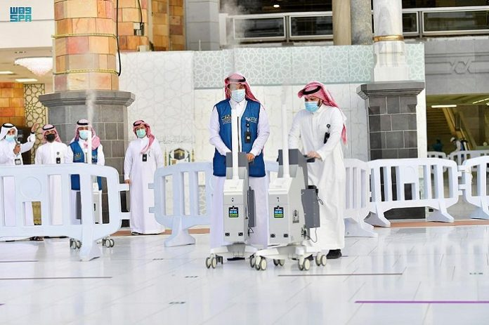 Makkah Grand Mosque witnessing qualitative leap in keeping pace with digital transformation