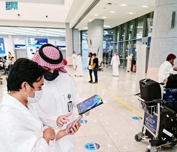 Over 900,000 awareness messages sent to pilgrims while performing Hajj rituals