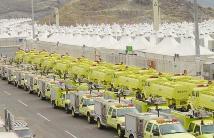 Saudi Civil Defense intensifies awareness programs for pilgrims