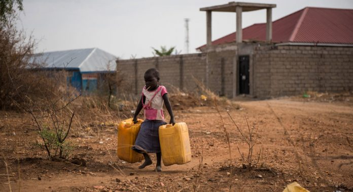 South Sudan: UNICEF warns of 'desperation and hopelessness' for children 10 years after independence