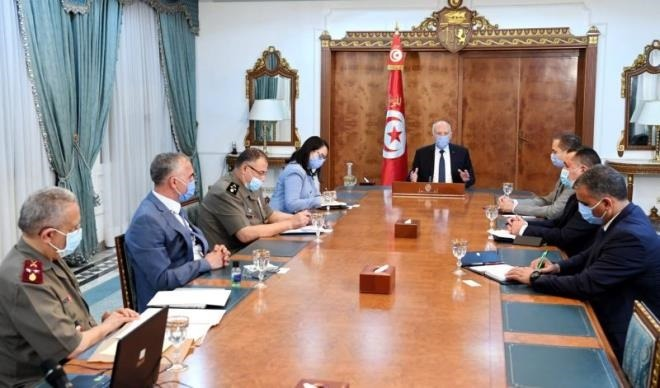 Tunisian President calls for new vision to face COVID-19 pandemic