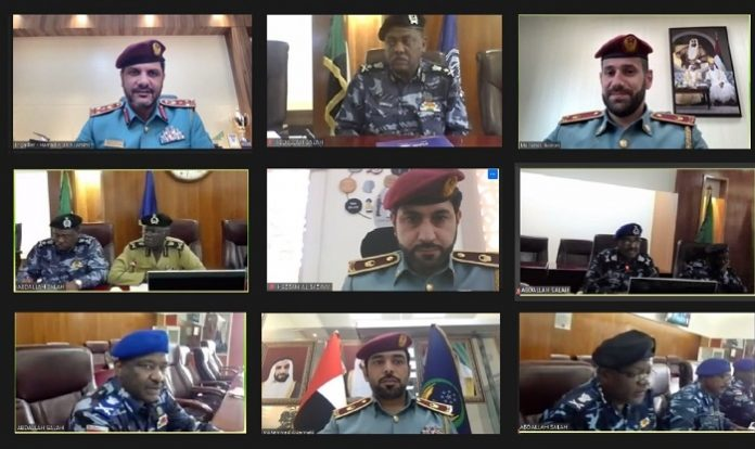 UAE-Sudanese Security Committee holds first meeting virtually