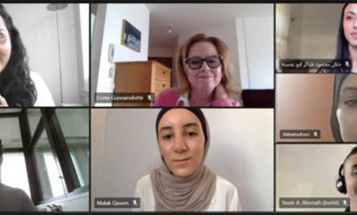 UNRWA hosts virtual event on challenges of Palestine refugee youth