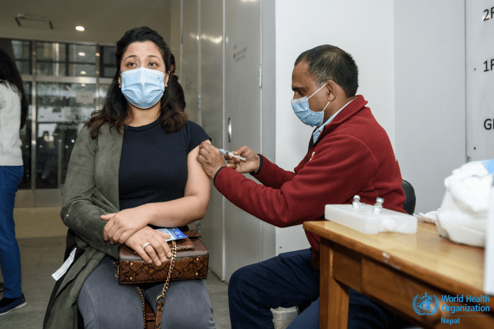 Vaccine inequity undermining global economic recovery