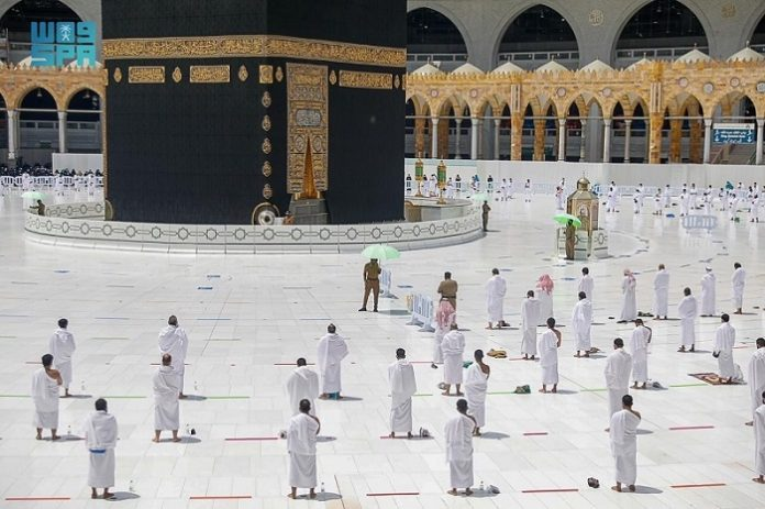 limiting number of pilgrims reduces COVID-19 spread to less than 3%: Study