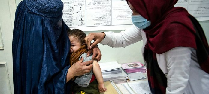 WHO 'exploring all options' to get medical supplies into Afghanistan