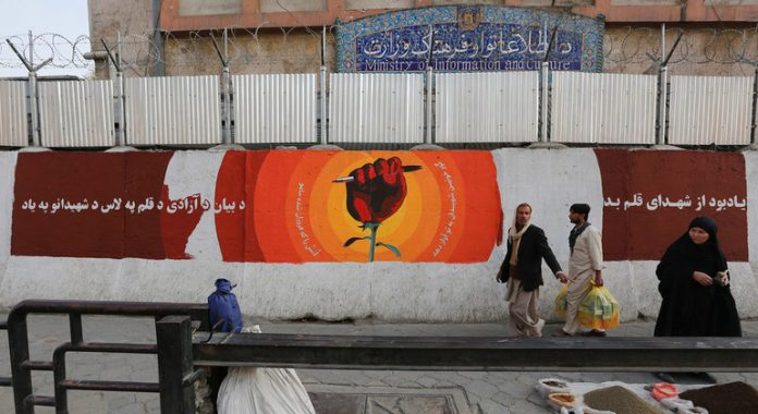 Afghanistan is facing a 'cultural disaster', says UN rights expert