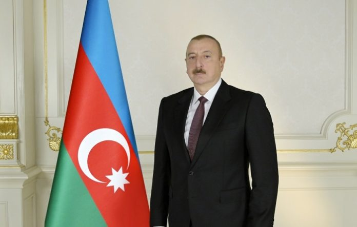 Azerbaijan's President awards 'For Service to Motherland' 1st Class Order to AZERTAC chief