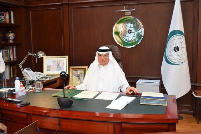 OIC chief affirms solidarity with Algeria over wildfires